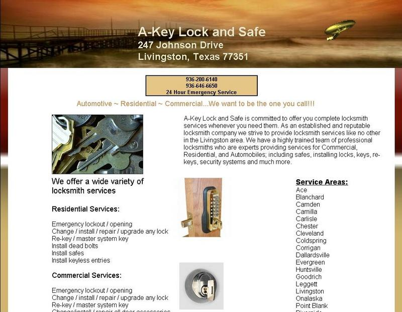 A-Key Lock & Safe